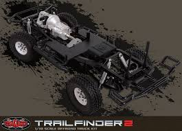 RC4WD Trail Finder 2 Truck Kit Cars Trucks Car Truck Kits Hobby Recreation Products Actiontruck Jk Cversion Kit Teraflex Semi Plastic Model Haler Concepts Body Aftermarket Aero Dynamic Kits For Carstruck And Suv Rc4wd 14 Killer Monster Average Joes Rc Youtube Ftf V8 6x4 Miho Metal Am16 Build Play Fire Brie Blooms Fitzgerald Glider Rolls Into The Midamerica Trucking Show