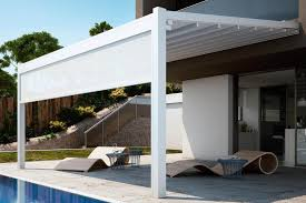 Patio Covers & Pergola Covers | Retractable | RetractableAwnings.com Outdoor Folding Rain Shades For Patio Buy Awning Wind Sensors More For Retractable Shading Delightful Ideas Pergola Shade Roof Roof Awesome Glass The Eureka Durasol Pinnacle Structure Innovative Openings Canopy Or Whats The Difference Motorised Gear Or Pergolas And Awnings Private Residence Northern Skylight Company Home Decor Cozy With Living Diy U