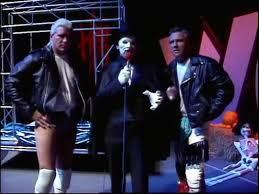 Wcw Halloween Havoc by Wcw Halloween Havoc 1990 Screencaps Crazymax Org
