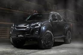 2018 Isuzu D-Max Arctic Trucks AT35 Stealth | HiConsumption 1992 Isuzu Pickup 50 Caliber Used Dmax 19 Td Arctic Trucks At35 Double Cab 4x4 2dr China Pick Up 4x4 Diesel Cabin Private Truck Stock Editorial Photo To Build A New Pickup Truck On Behalf Of Mazda Drivers Magazine Chiangmai Thailand November 5 2015 1991 Blood Donor Image Gallery Dmax Uk The Pickup Professionals At35 Most Extreme Ever Sold