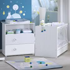 chambre bébé duo nino lit commode de sauthon meubles sur allobébé