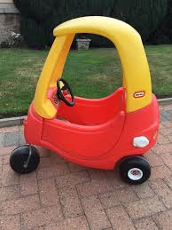 Little Tikes Cozy Coupe Car In Red And Yellow.   In Barnton ... Little Tikes Cozy Coupe Classic 30th Anniversary Mobil Shopee Indonesia Cab 2175 Babies Kids Toys Walkers Fire Truck My First Walker Ride On Youtube Cozy Truck Boys Toddler Styled Ride On Toy Mari Kali Let Your Have Their Best With Clearence Games Bricks On Coupe Ebay Walmart Canada In Portsmouth Hampshire Gumtree