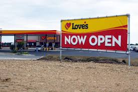 Love's Open For Business | News | Abilene-rc.com Loves Opens Travel Stops In Mo Tenn Wash Tire Business The Planning 11m Truck Plaza 50 Jobs Triad Country Stores Facebook Truck Stop Robbed At Gunpoint Wbhf Back Webbers Falls Okla Retail Modern Plans To Continue Recent Growth 2019 Making Progress On Stop Wiamsville Il Youtube Locations Hiring 100 Employees Illinois This Summer Locations New Under Cstruction Bluff So Beltline Mcdonalds Subway More Part Of Newly Opened Alleghany County
