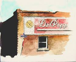 The Shed Edom Tx by Diner Recollections 54 The Art Of David Tripp