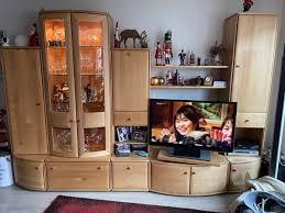 hülsta wohnwand in troisdorf wohnzimmerschränke