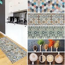 details zu küchenläufer teppichläufer waschbar küche läufer modern küchenteppich coffee