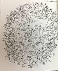 Twilight Garden Coloring Book Aka Blomster Mandala