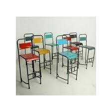 chaise en m tal tabouret vintage metal tabouret chaise haute m tal vintage tabouret