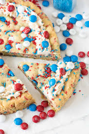 Fireworks Sugar Cookie Cake Crazy for Crust