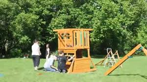 Installation Centre De Jeu Ridgeview Clubhouse Setup - YouTube Assembly Of The Hazelwood Play Set By Big Backyard Installation E Street Backydcedar Summit Built Pictures On Summerlin Playset Review Youtube Premium Collection Wood Swing Toysrus Amazoncom Discovery Dayton All Cedar Kids Outdoor Playsets Plans Lexington Gym Backyard Swing Set Wooden Sets Kids Systems Pics With Small To Choices Sahm Plus Outdoor A Slide And In Back Yard Then White Springfield Ii Ebay
