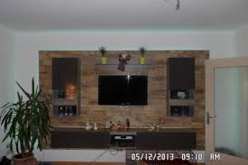 tv wand inkl indirekter beleuchtung bauanleitung zum