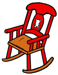 Free Christmas Clipart Rocking Chair