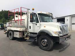 100 Sewer Truck 2005 International 7400 Septic For Sale Pacific WA