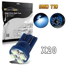 partsam t10 pc194 2825 led light bulb 168 led bulbs