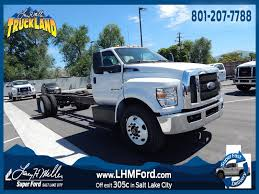 100 F650 Ford Truck New 2018 Diesel Stock 68224 For Sale Salt Lake City UT