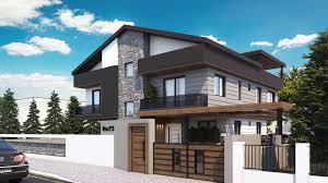 100 Modern Villa Design ArtStation Alper Acun