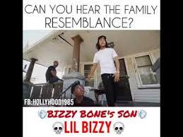 No Ceilings Lil Wayne Soundcloud by Introducing Bizzy Bone U0027s Son Lil Bizzy