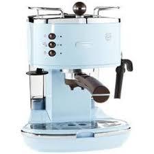 Icona Vintage Azure Blue Espresso Pod Coffee Machine