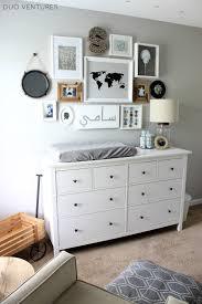Duo Ventures The Nursery Custom IKEA Hemnes Dresser