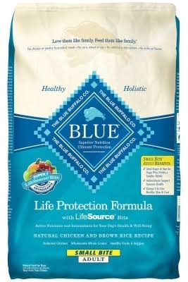 Blue Buffalo Life Protection Dog Food - Chicken & Brown Rice