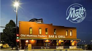 The Old Mattress Factory Omaha Home Omaha Nebraska Menu