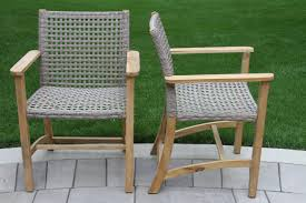 Teak Hardwood & Ash All-Weather Wicker Dining Arm Chair, 2pk. Bainbridge Ding Arm Chair Montecito 25011 Gray All Weather Wicker Solano Outdoor Patio Armchair Endeavor Rattan Mexico 7 Piece Setting With Chairs Source Chloe Espresso White Sc2207163ewesp Streeter Synthetic Obi With Teak Legs Outsunny Coffee Brown 2pack Modway Eei3561grywhi Aura Set Of 2 Two Hampton Pebble