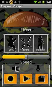 Halloween Scary Voice Changer by Scary Voice Changer For Android Download