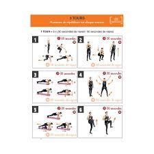 programme d entrainement teamshape musculation à la maison