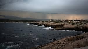 Peggys Cove Lightning Storm July 2016 8 01