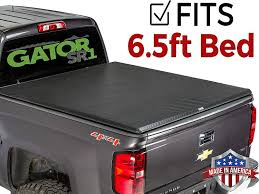 100 Truck Bed Lighting System Gator SR1 Fits 20142018 Toyota Tundra 65 FT W Deck Rail