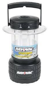 rayovac sp8d lantern fluorescent bupound black read more