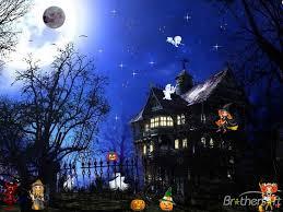 Live Halloween Wallpapers For Desktop by Download Free Happy Halloween Screensaver Happy Halloween