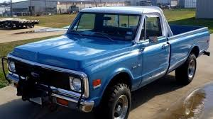 1972 Chevrolet C/K Truck For Sale Near Arlington, Texas 76001 ...
