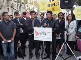 Employment And Workplace Issues | Asian Americans Advancing Justice - LA