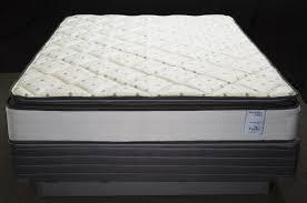 Vermillion Full Size Pillow Top Mattress Set