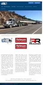 EZE Trucking Competitors, Revenue And Employees - Owler Company Profile Hemphill Son Trucking Spotlight Scda Blog Barry Patterson Transport Breedon Volvo Fm480 Tipper P11bpt Youtube Movin Iron Company Freight Shipping Red Bay Al About Truck Crane Motor Index Of Imagestrucksford1950 1959livestock Texas Court Remands Fraud Case Arising From 18wheeler Wrongful Majestic Mack Trucks Pinterest Trucks And Rigs Big Truck Is Stuck Too Tall For Henrico Bridge Wtvrcom Filebakersfield Ca Kelles Service At Flying T Western Star Star High School Takes On Driver Shortage Supply Chain 247 Large Car Rig Cars