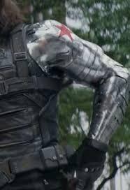 Resultado De Imagen Winter Soldier Arm Inside