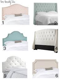 Cheap Upholstered Headboard Diy by Inexpensive Upholstered Headboards Bedrooms Master Bedroom And Room