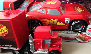 100 Lightning Mcqueen Truck Cars 2 Talking Lightning Mcqueen And Mack Truck Kids YouTube