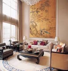 interior design asian inspired living room