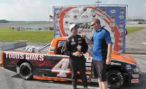 ARCA Truck Series: Jeff Myers Jr. Claims His First Rocco Kirsch Pole ...