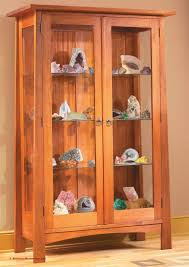 Diy Gun Cabinet Plans by Curio Cabinet Freerio Cabinet Plans Archaicawful Images Ideas