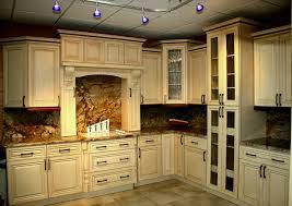 Top Wonderful Antique White Kitchen Cabinets With Black Granite