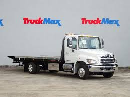 HINO Rollback Tow Trucks For Sale
