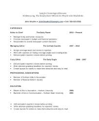 Electrician Resume Example To Sample