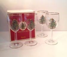 Spode Christmas Tree Mugs With Spoons by Set 2 Spode Christmas Tree Collectible Vintage Mugs 12 Oz Ebay