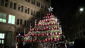 Bellevue Baptist Church Singing Christmas Tree Youtube by The Singing Christmas Tree Zürich Schweiz Dez 2012 Youtube