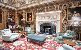 Highclere Castle Ground Floor Plan by Behind The Scenes Secret U0027s Of Downton Abbey U0027s Highclere Castle