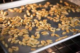 Roasted Salted Shelled Pumpkin Seeds by Roasted Pumpkin Seeds Recipe Toasted Pumpkin Seeds
