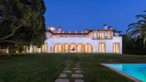 100 Holmby Michael Chows Hills Mansion Hot Property Los Angeles Times